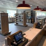 Point of Sale Cabinetry
