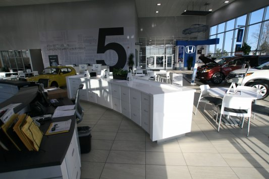 Automotive Cabinetry And Displays Creative Surfaces