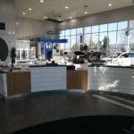 Automotive Reception Desk