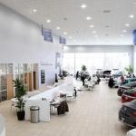 Automotive Sales Desk