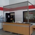 Custom Built Service Desk