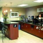 Commercial Cabinetry for Walser Automotive