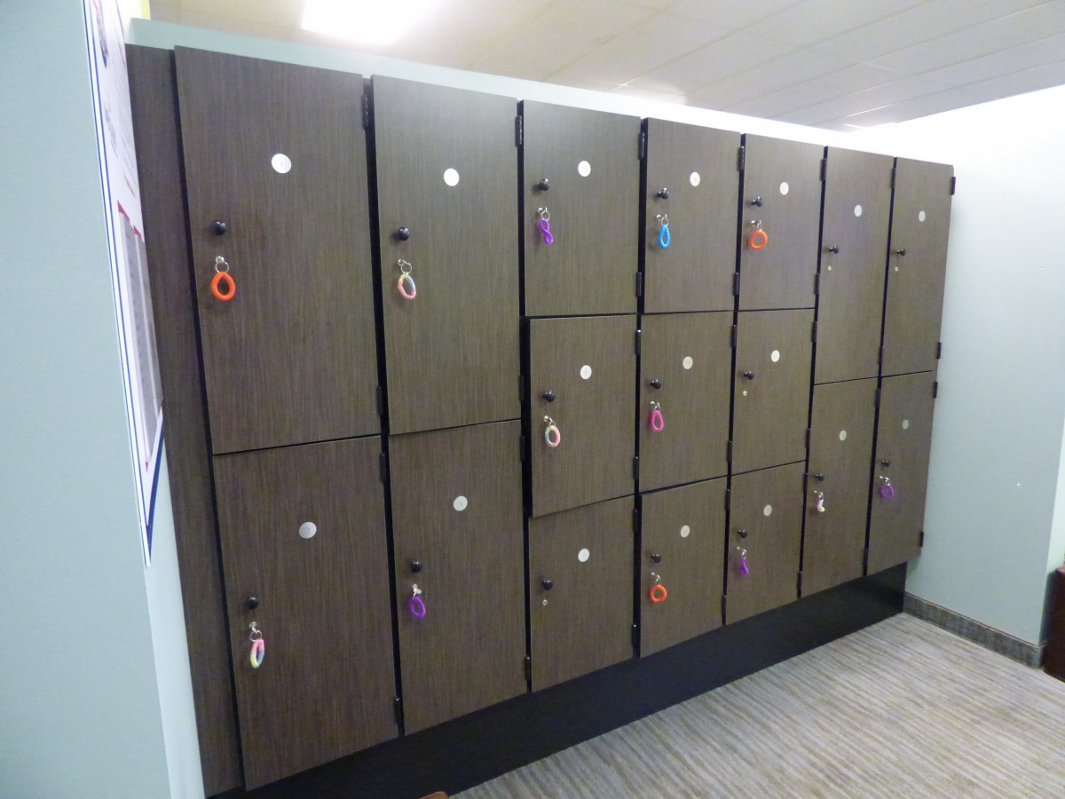 Quality Fitness Center Cabinetry And Lockers Creative