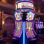Interior Casino Game Signage