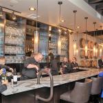 Custom Bar Cabinetry