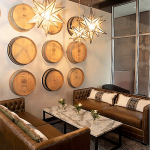 Custom Cocktail Table & Countertop