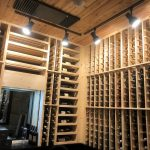 Custom Wine Cellar Racking System