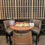 Wine Bottle Rack System