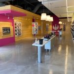 Wine Store Cabinets and Displays