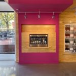 Commercial Millwork and Wine Cabinetry