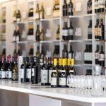Custom Wine Bottle Shelving