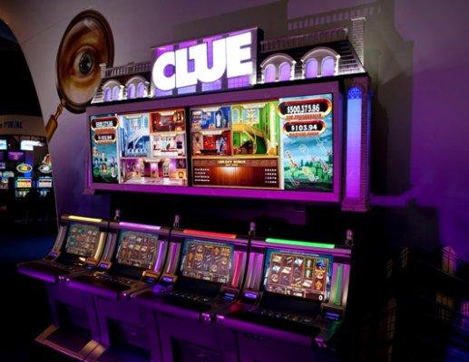 free clue online slot machine