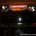 Casino Game Sign