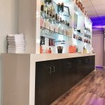 Custom Credenza and Retail Shelving Unit