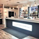 Custom Tanning Salon Cabinets