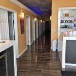 Custom Tanning Salon Cabinetry