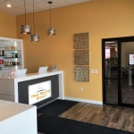 High End Cabinets for Tanning Salon