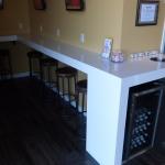 Custom Waiting Room Countertops