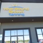 Backlit Exterior Commercial Signage