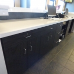 Cabinets for Tanning Salon