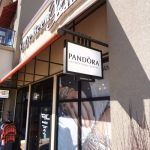Pandora Blade Sign