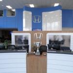 High End Reception Desk