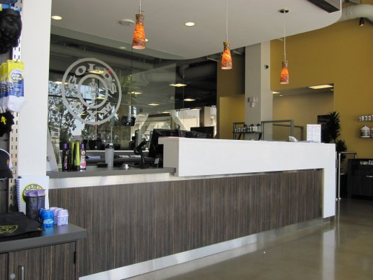 Gold's Gym – Culver City, CA
