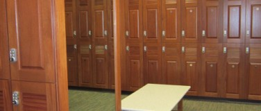 Lockers-Locker Rooms
