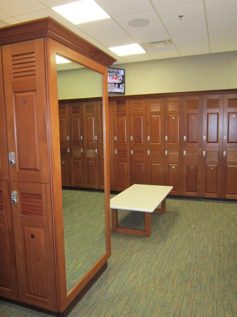 Lockers-Locker Rooms