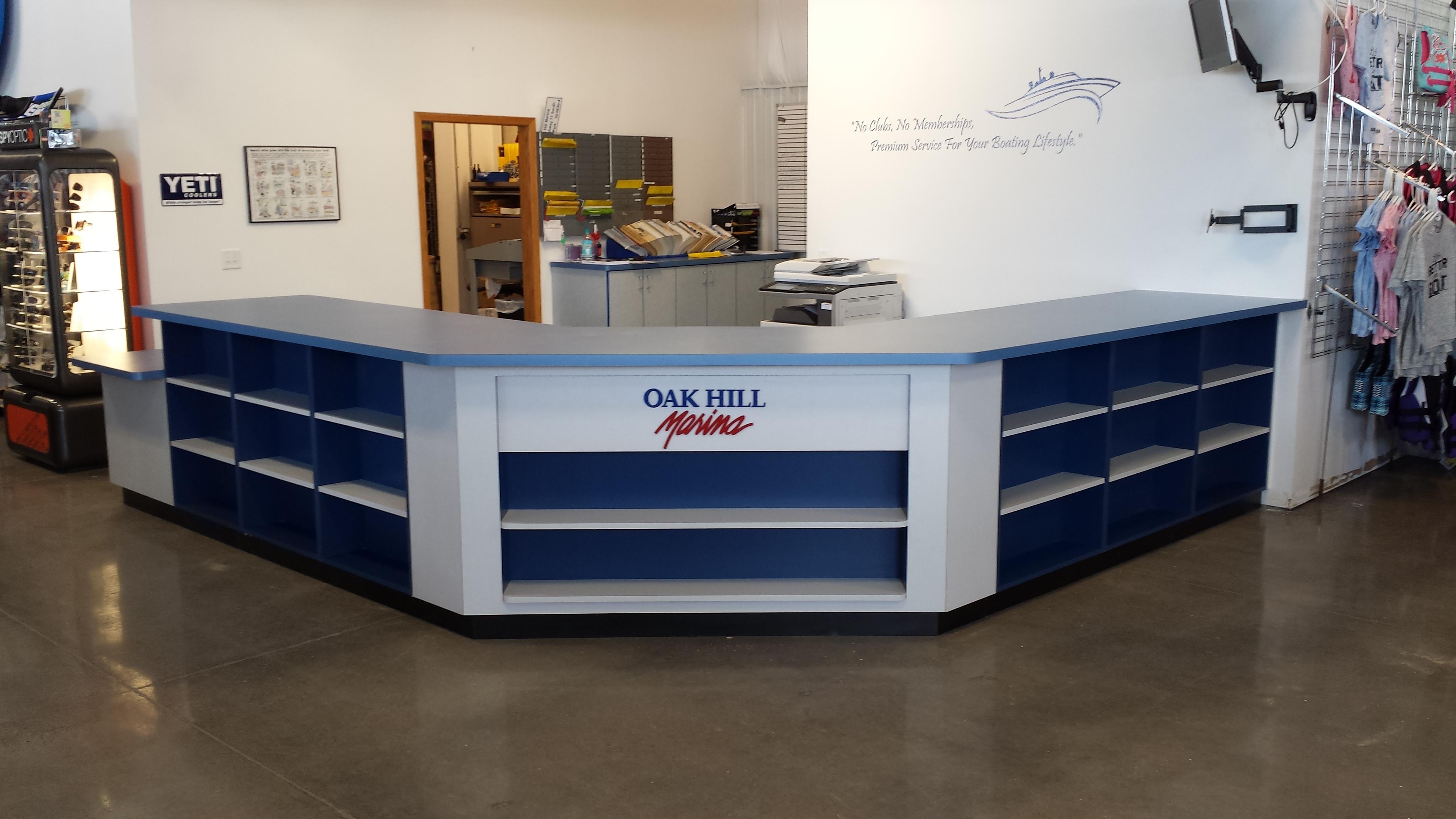 Oak Hill Marina – Okoboji, IA