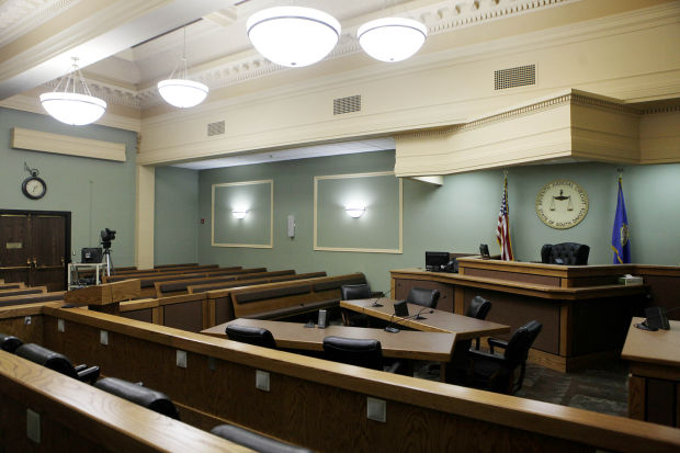 Pennington Co Courthouse – Rapid City SD