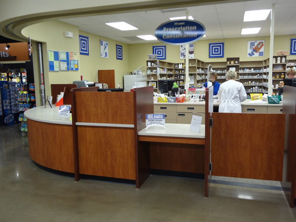 Lewis Drug Store – Dell Rapids, SD