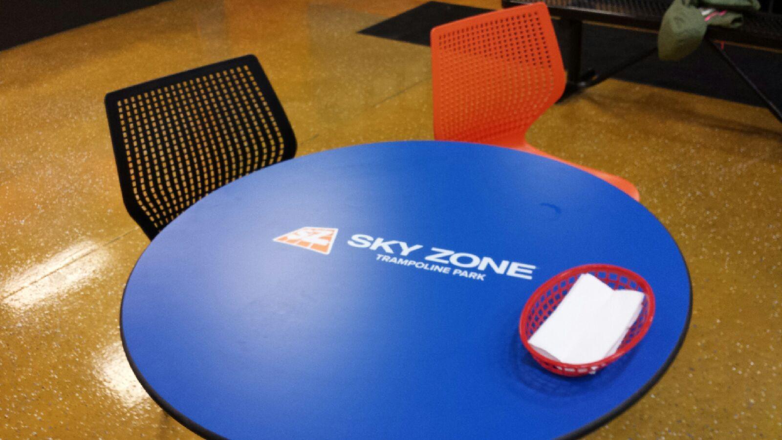 Sky Zone – Cedar Rapids IA