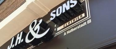 J.H. & Sons Clothier – Sioux Falls, SD