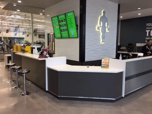 Gold's Gym – Pflugerville, TX