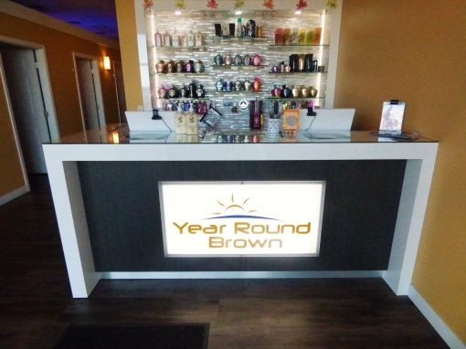 Year Round Brown – Benson Road, Sioux Falls