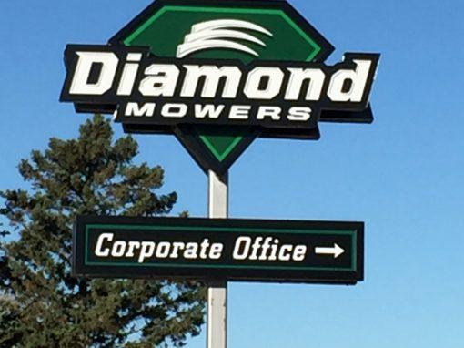 Diamond Mowers – Sioux Falls, SD