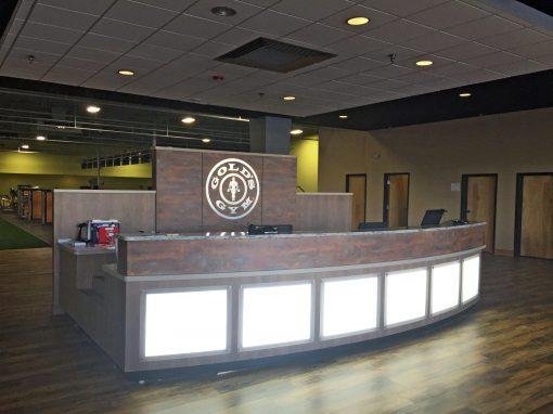 Gold's Gym – Evans, GA