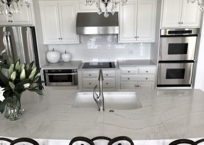 Cambria Ella Kitchen Countertops