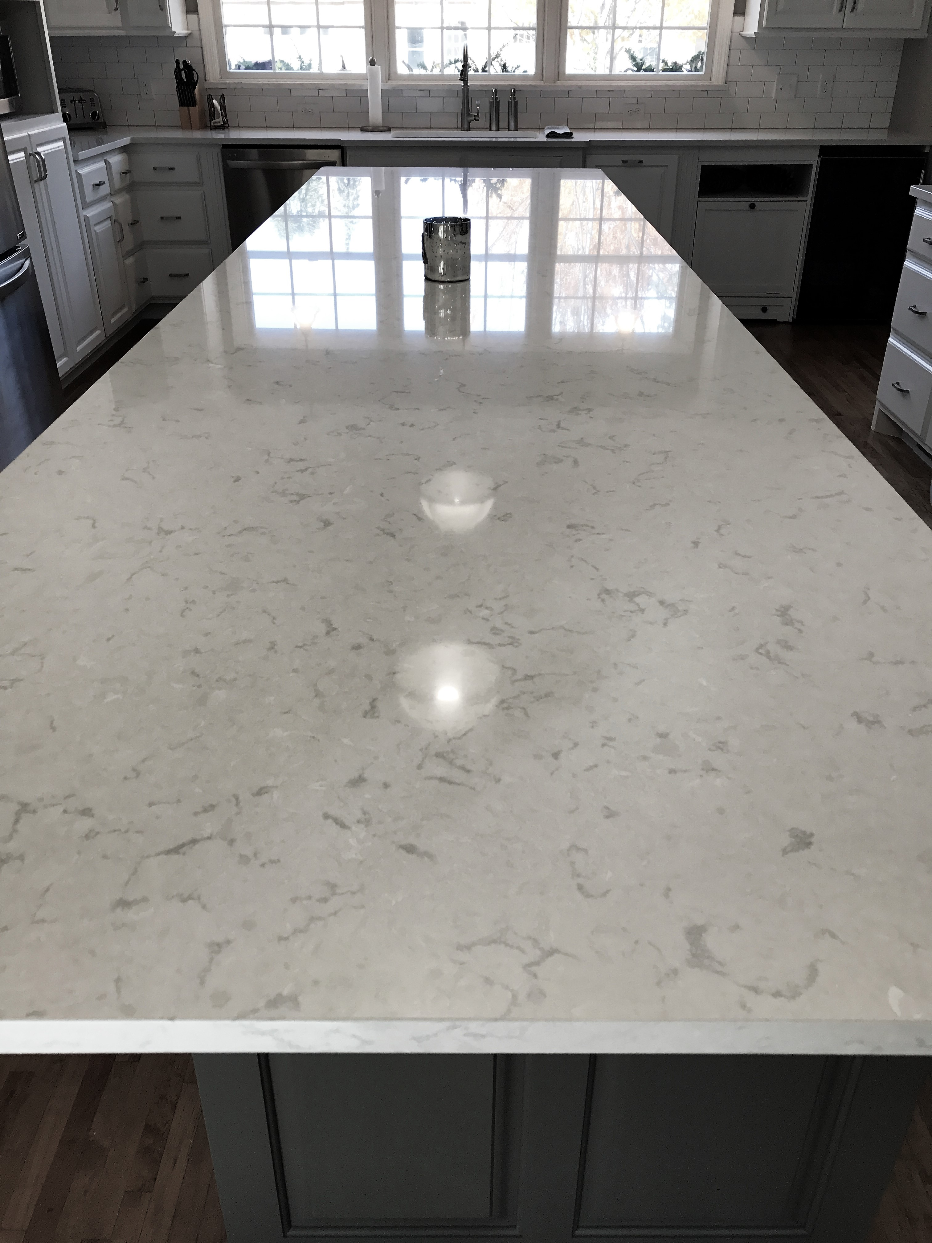 Countertop For Kitchen Island Cambria Swanbridge Countertops Stone Center