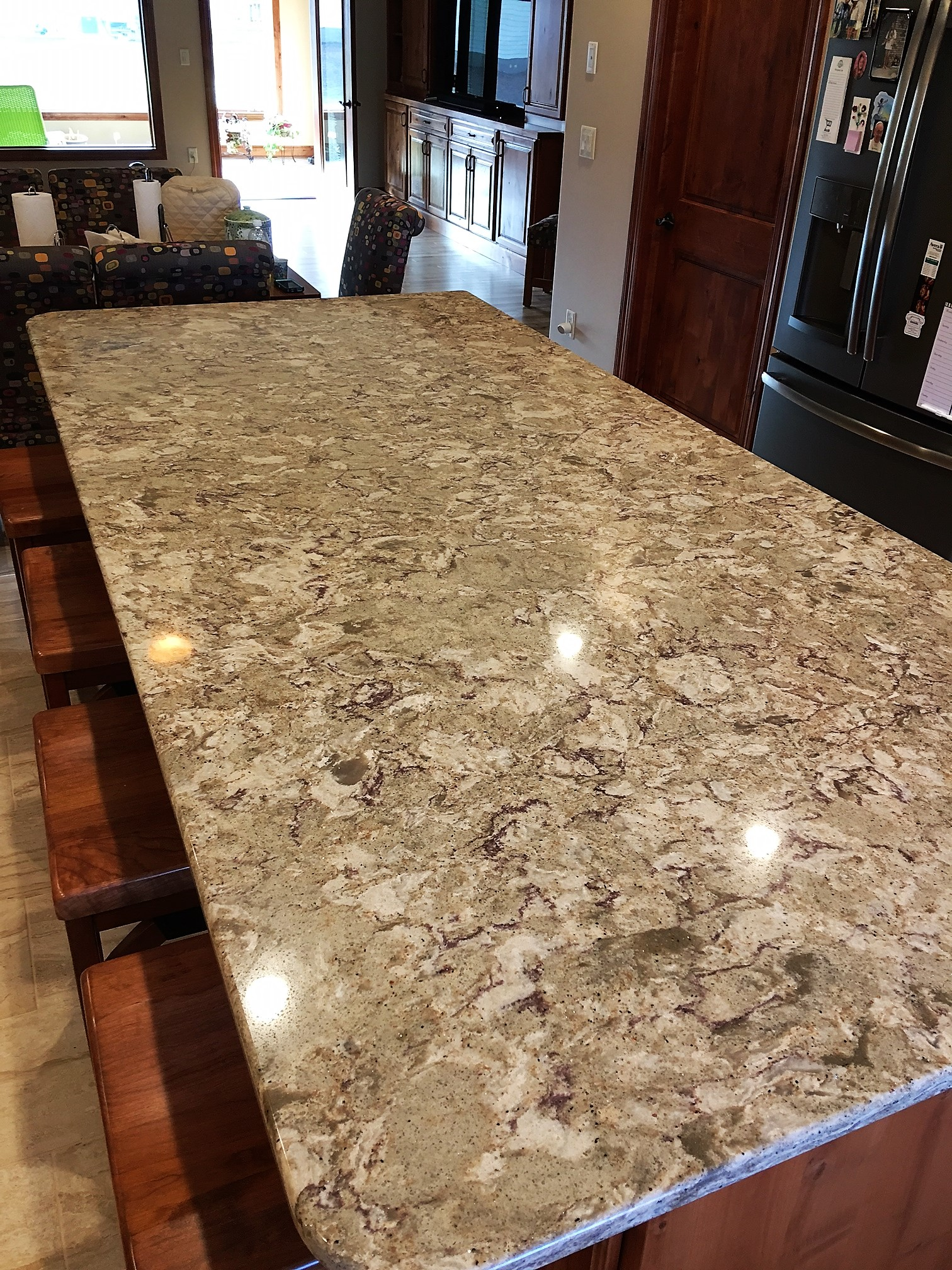 Cambria Nevern Quartz Countertops - Stone Center, Sioux Falls