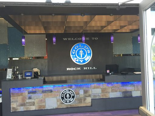 Gold's Gym – Rock Hill, SC