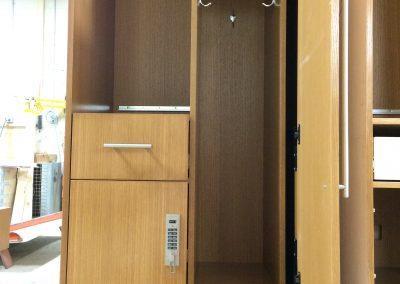 VIP Locker Interior