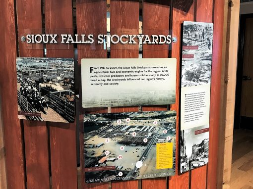 Stockyards Ag Barn – Sioux Falls SD
