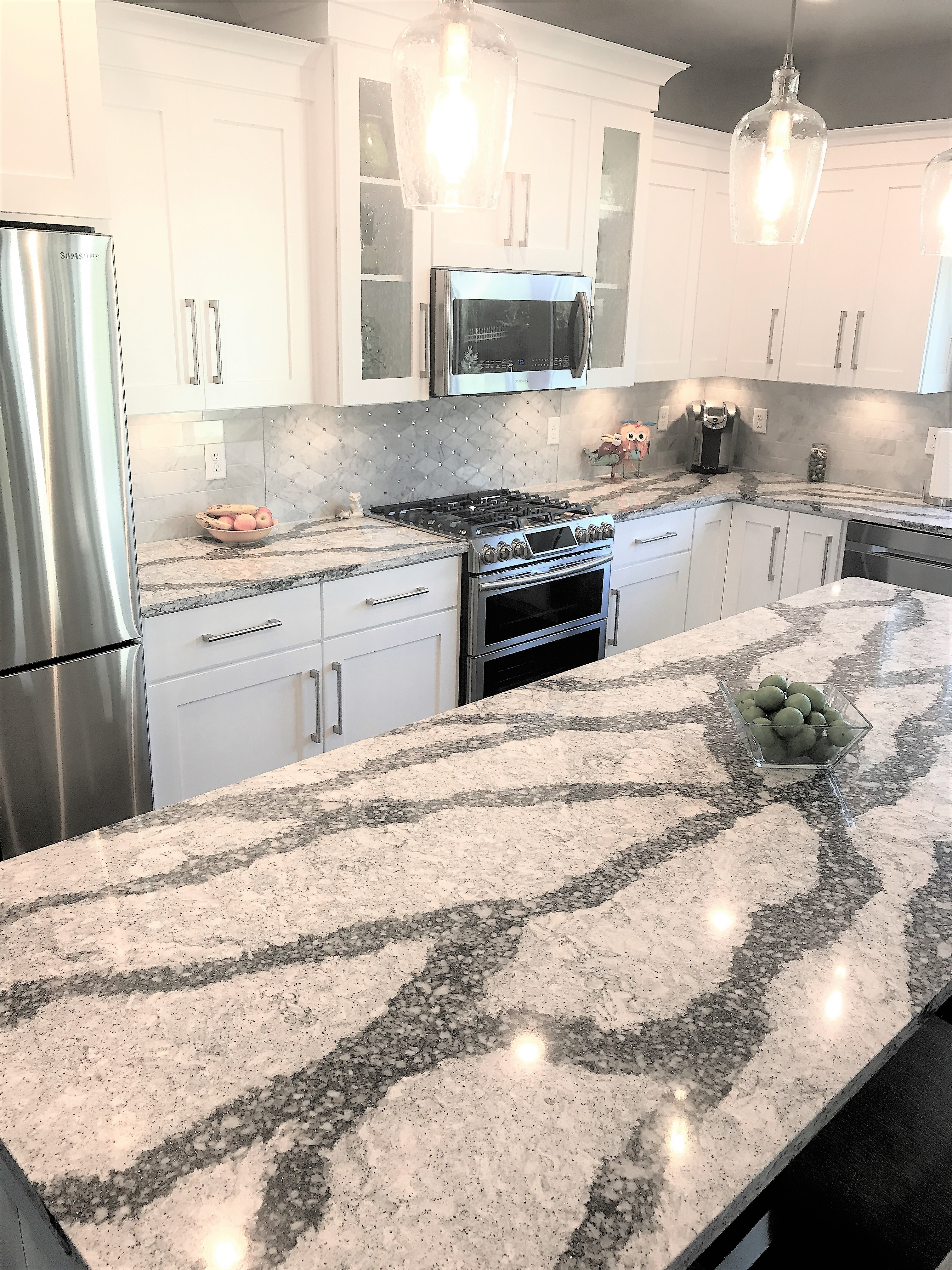 Cambria Seagrove Kitchen Countertops Stone Center Sioux