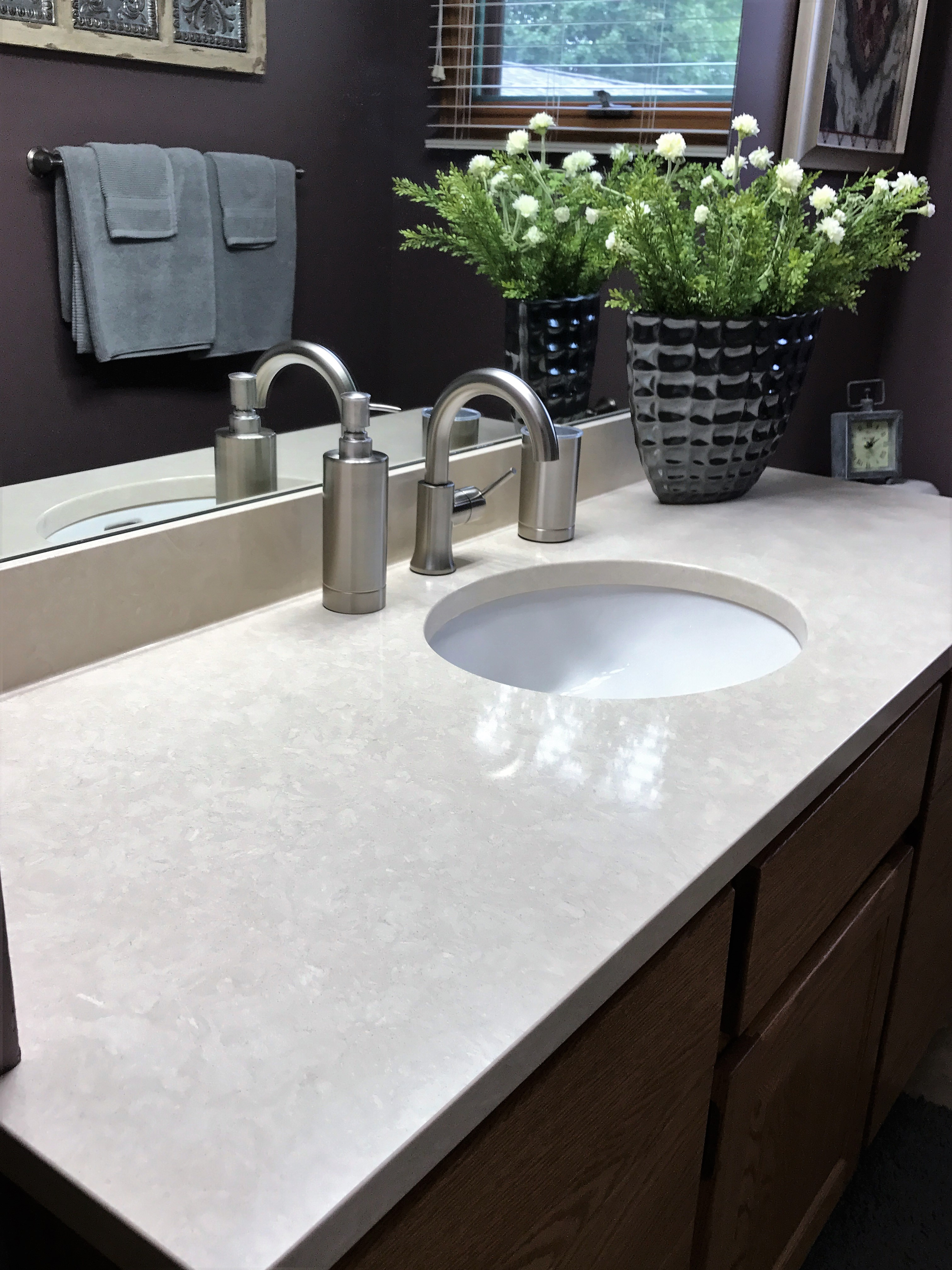 Cambria Harlech Quartz Countertops Stone Center Sioux