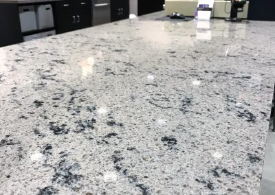 "Cambria ""Brentwood"" Quartz Countertop"