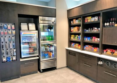 Market Pantry for Springhill Suites