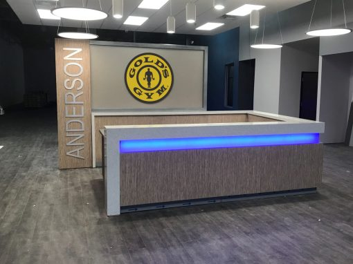 Gold's Gym – Anderson, SC