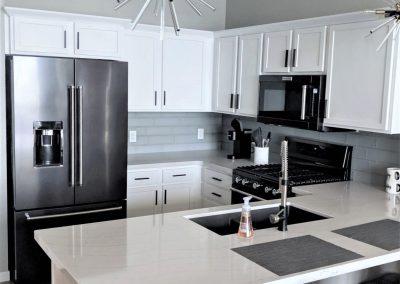custom residential cabinetry